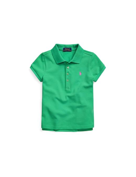 rinascente Polo Ralph Lauren Stretch cotton mesh polo shirt