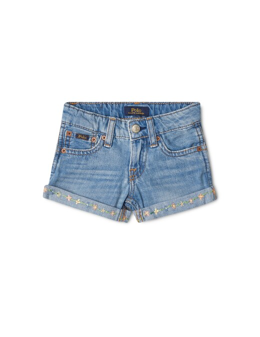 rinascente Polo Ralph Lauren Denim shorts