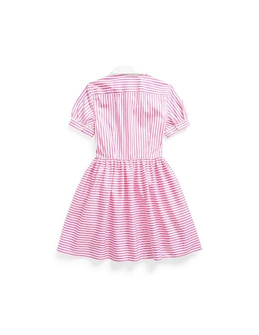 rinascente Polo Ralph Lauren Striped cotton shirtdress