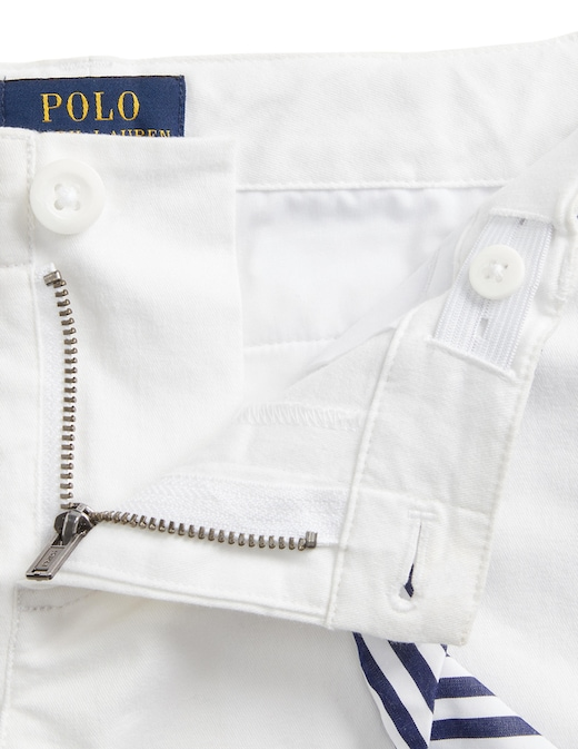 rinascente Polo Ralph Lauren Belted cotton chino short