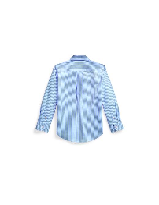 rinascente Polo Ralph Lauren Camicia in popeline di cotone a righe