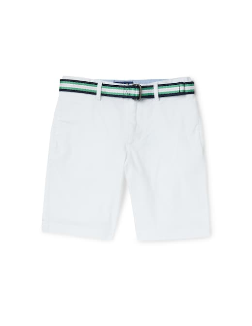 rinascente Polo Ralph Lauren Slim fit belted chino short