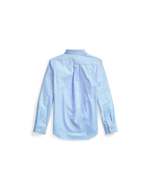 rinascente Polo Ralph Lauren Striped cotton poplin shirt