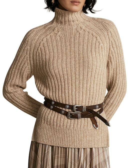 rinascente Polo Ralph Lauren Maglione in lana a collo alto