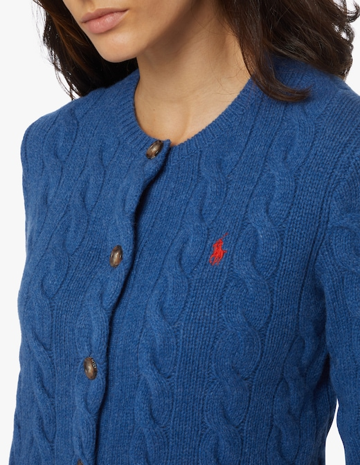 rinascente Polo Ralph Lauren Cardigan in misto lana
