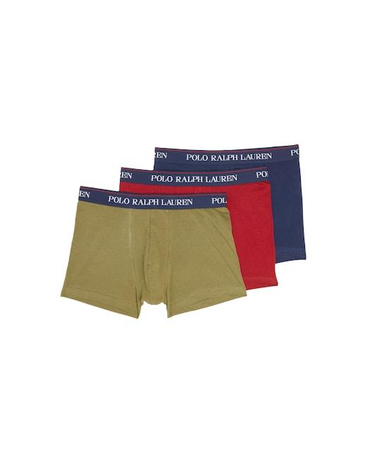 rinascente Polo Ralph Lauren Set 3 piece classic boxer
