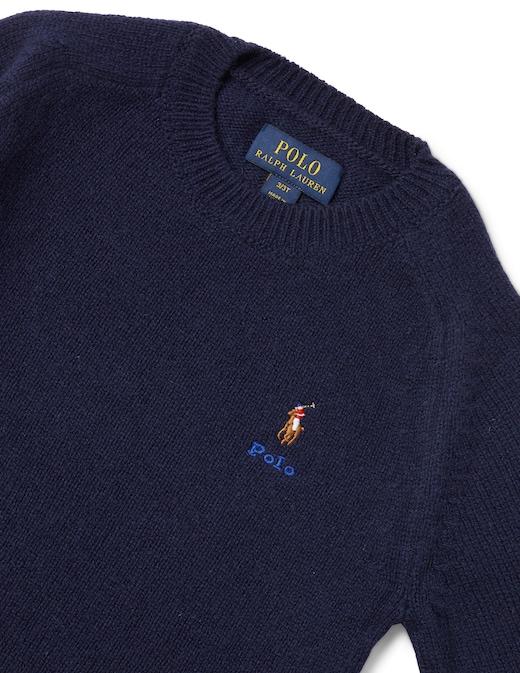 rinascente Polo Ralph Lauren Roundneck sweater