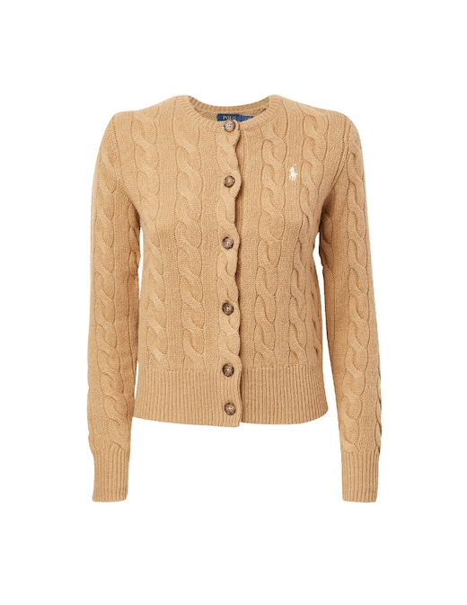 rinascente Polo Ralph Lauren Wool blend cardigan