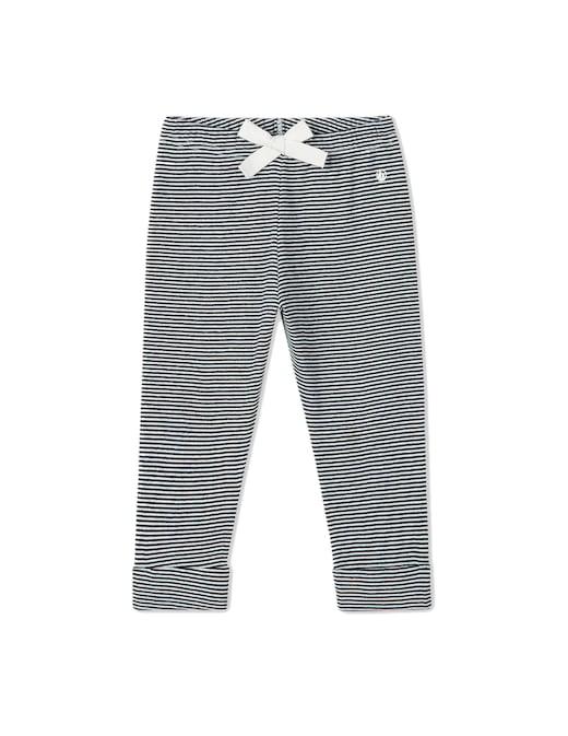rinascente Petit Bateau Striped trousers