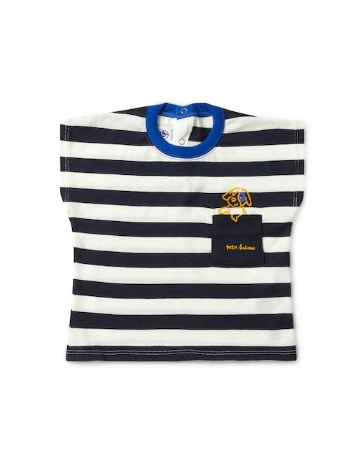 rinascente Petit Bateau Pocket t-shirt