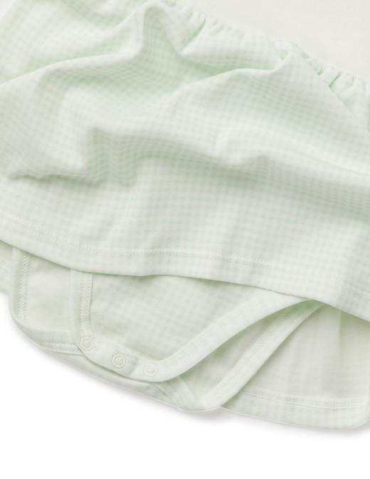 rinascente Petit Bateau Vichy sleeveless dress