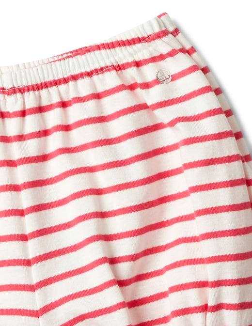 rinascente Petit Bateau Pantaloni corti bloomer rigato