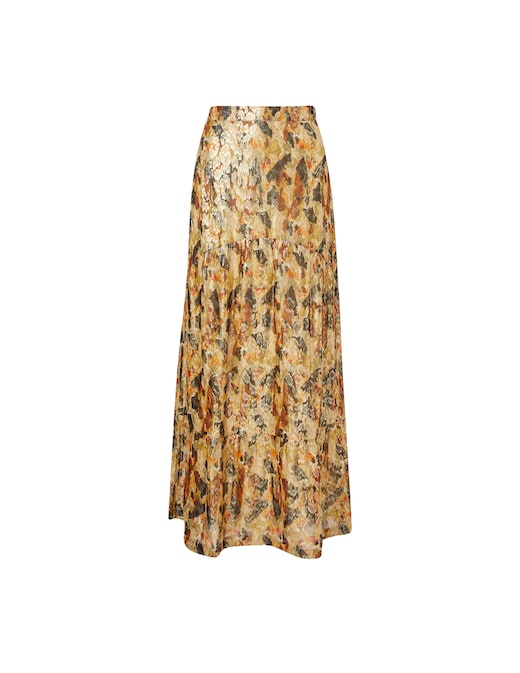 rinascente Ba&sh Galina long skirt