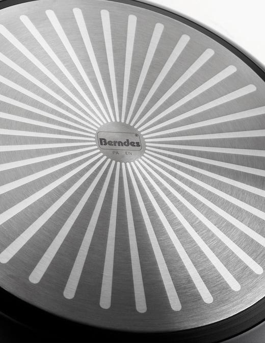 rinascente Berndes Balance Induction Enduro Casseruola 20 Cm Con Coperchio 2.5L