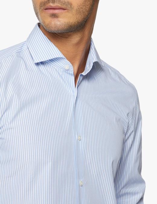 rinascente Boss Camicia slim a righe