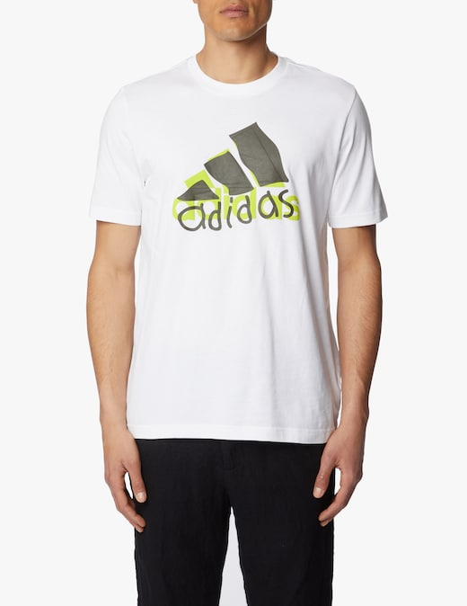 rinascente Adidas Performance T-shirt graphic logo