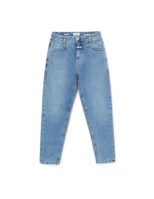 rinascente Closed Jeans boyfriend X-Lent con lavaggio in marmo brillante