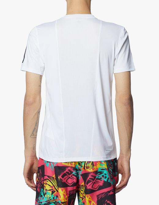 rinascente Adidas Performance T-shirt techfit 3-stripes