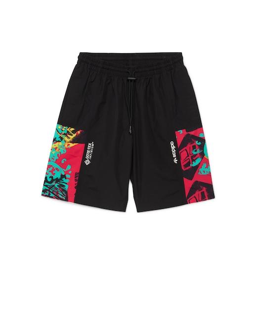 rinascente Adidas Originals Pantaloncini adventure in goretex