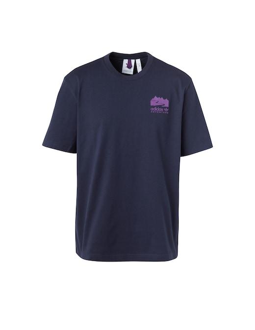 rinascente Adidas Originals Maglietta girocollo multi back