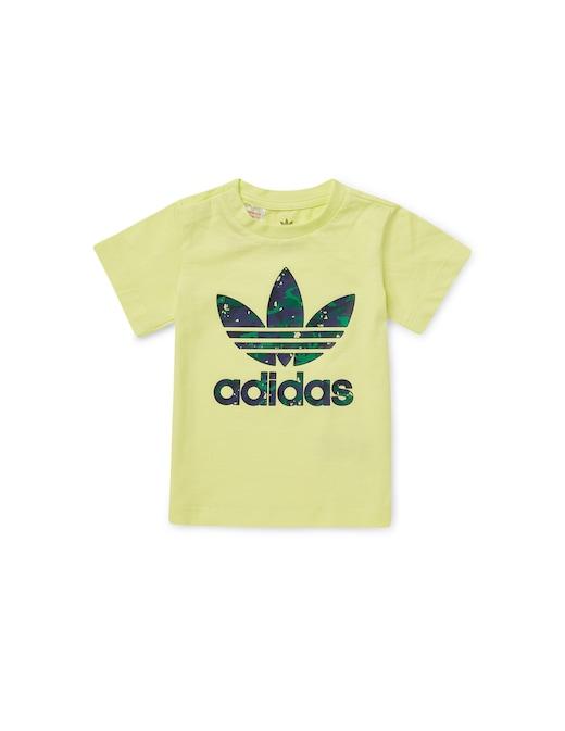rinascente Adidas Originals Cotton logo t-shirt