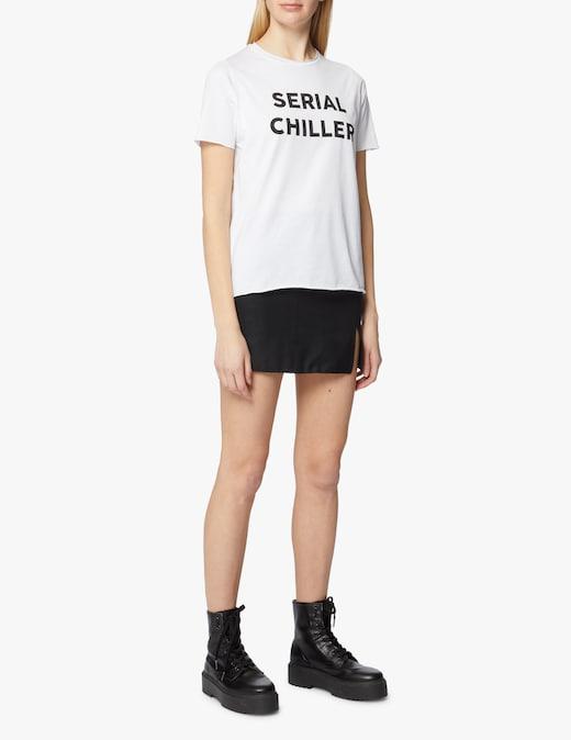 rinascente PSC T-shirt Serial Chiller in misto cotone
