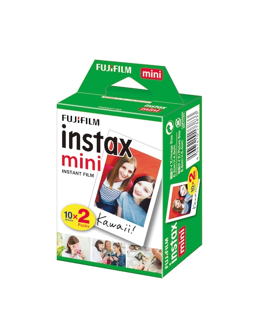 rinascente Fujifilm Instax Film Mini Eu 2 Glossy(10X2/Pk)