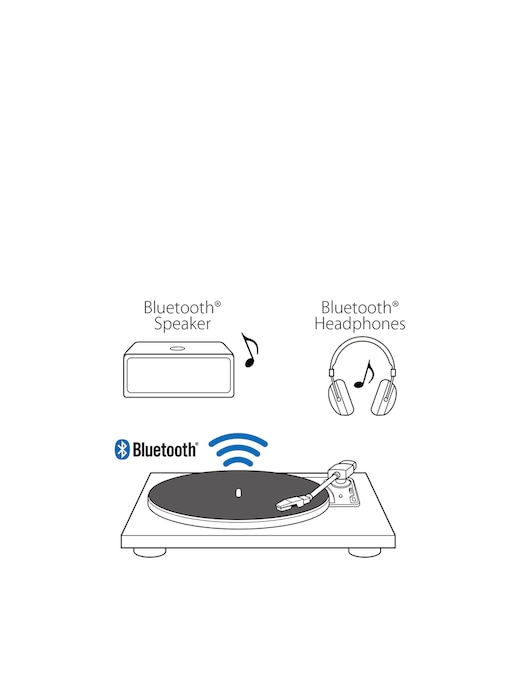 rinascente TEAC TN-180BT Bluetooth Giradischi