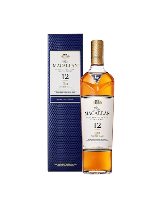 rinascente Velier The Macallan 12 Years Old Double Cask 70cl (Astucciato)