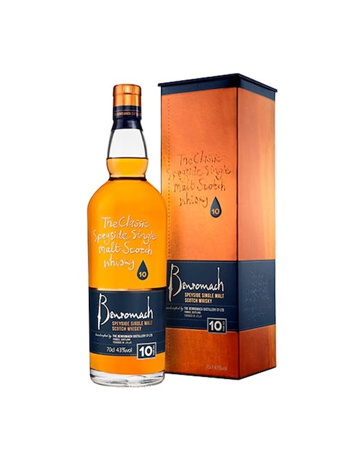 rinascente Benromach Benromach 10 Years Old 70cl
