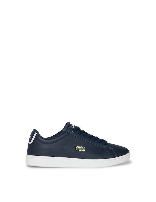 rinascente Lacoste Carnaby evo leather and synthetic sneakers