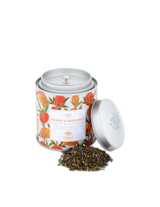 rinascente Whittard Green tea with mango and bergamot