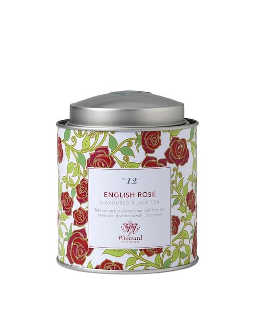 rinascente Whittard English rose - Black tea with rose petals