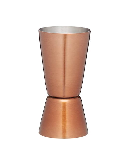 rinascente BarCraft Luxe Lounge double measuring cup 25 and 50 ml