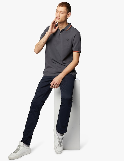 rinascente Fred Perry Twin tipped shirt