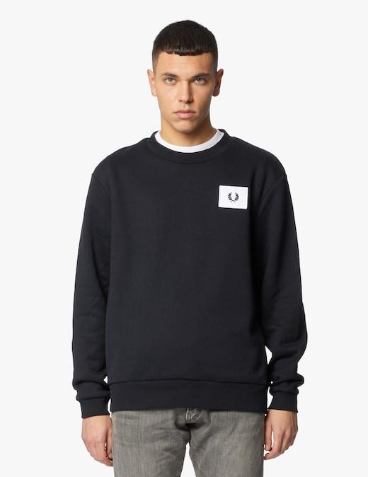rinascente Fred Perry Acid brights sweatshirt