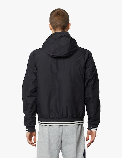rinascente Fred Perry Padded hooded sports jacket