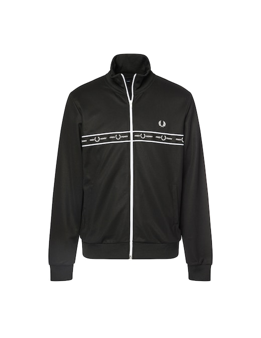 rinascente Fred Perry Taped chest track jacket