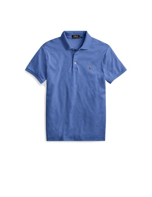 rinascente Polo Ralph Lauren Cotton slim fit pima polo
