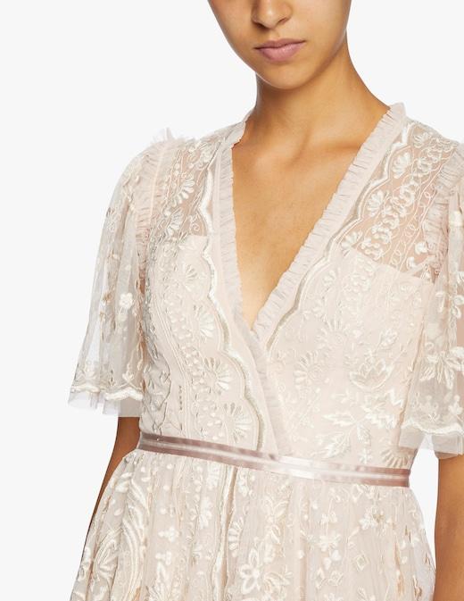 rinascente Needle & Thread Trudy Belle mini dress