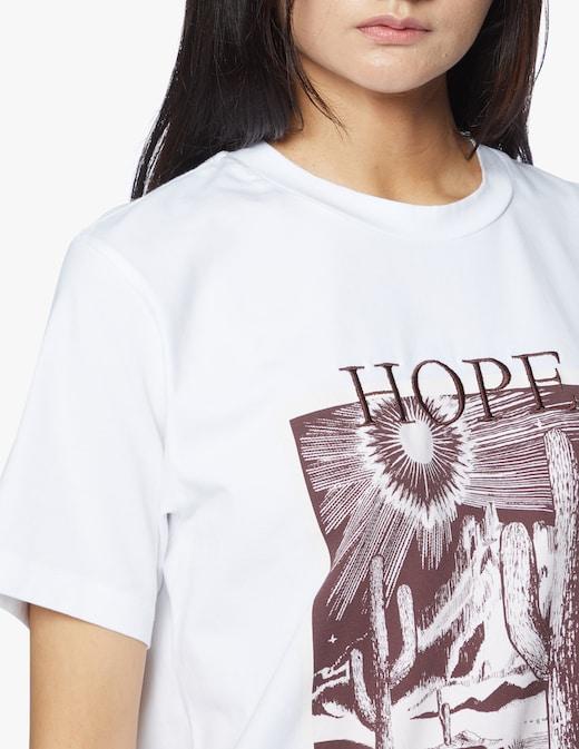 rinascente AllSaints Cacti Boyfriend t-shirt