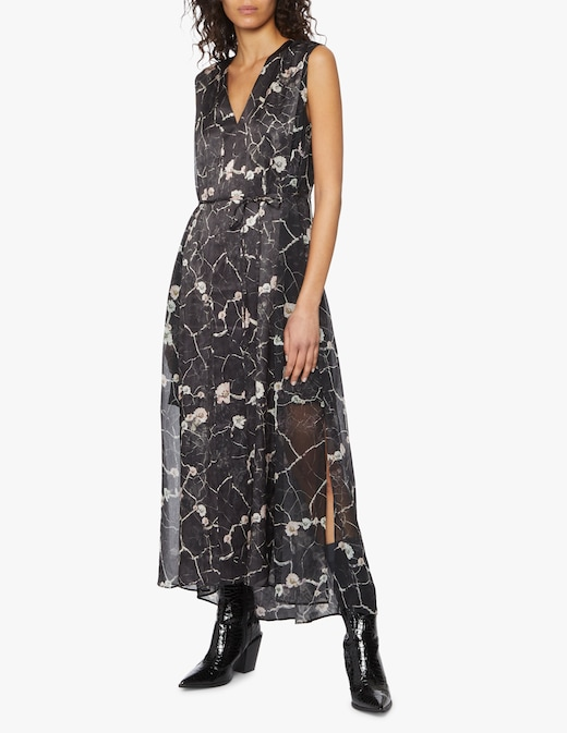rinascente AllSaints Karian hope dress