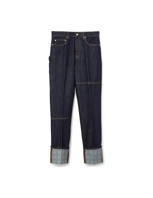 rinascente JW Anderson Workwear jeans
