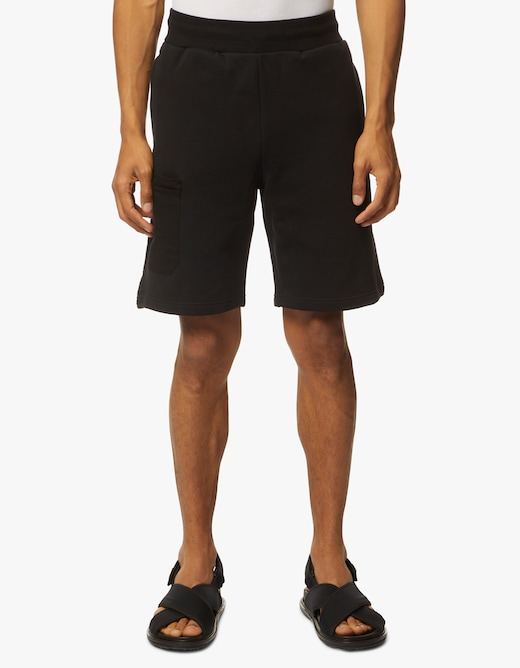 rinascente A-COLD-WALL* Pantaloni corti con logo ricamato