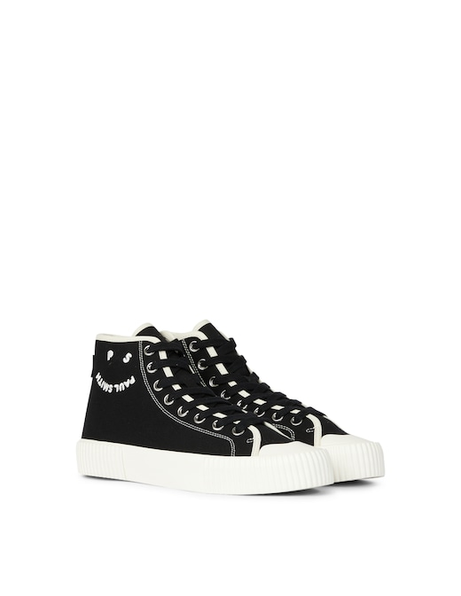 rinascente PS Paul Smith Kibby hi top canvass sneakers