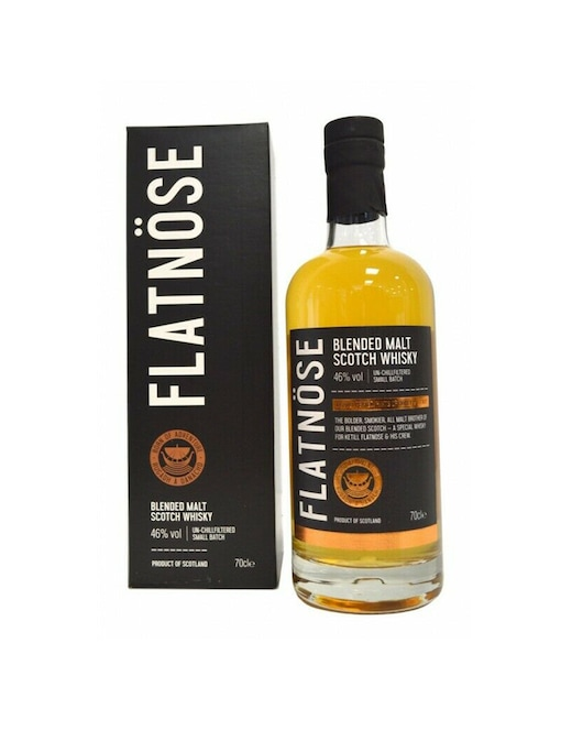 rinascente Whisky & Co. Whisky Flatnöse Blended Malt