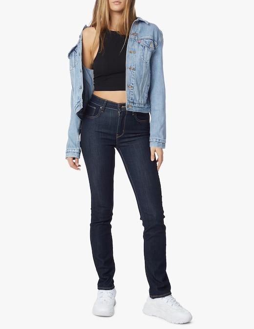 rinascente Levi's Jeans a vita alta e gamba dritta 724