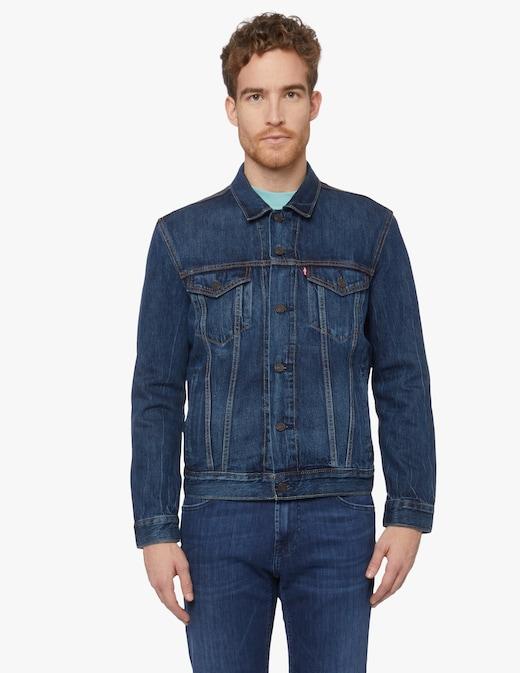 rinascente Levi's The trucker giacca in denim