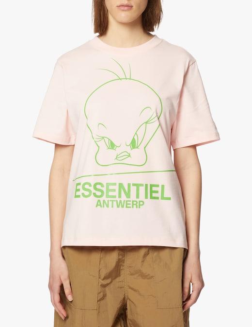 rinascente Essentiel Antwerp T-shirt Zink