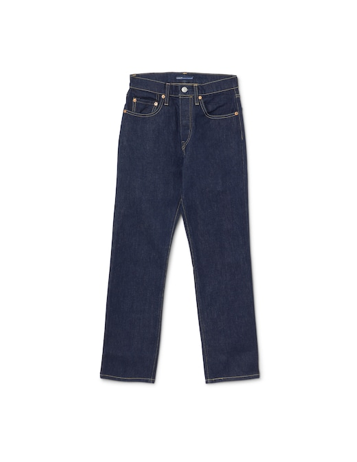 rinascente Levi's Made & Crafted 501 crop straight leg jeans